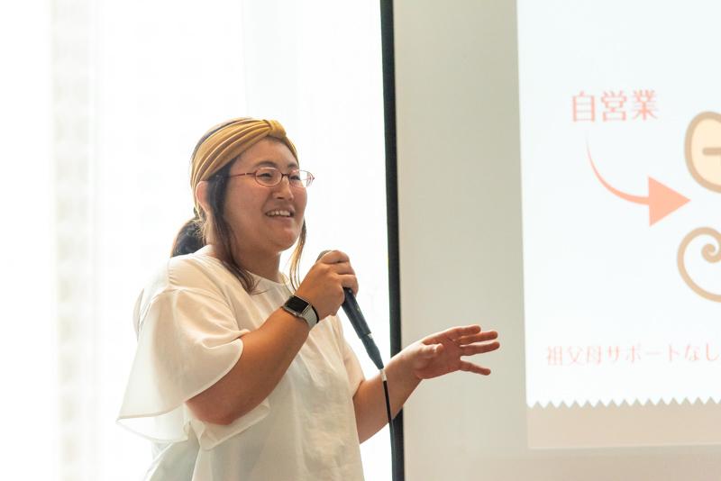 京阪枚方市駅直結のコワーキングスペース「ビィーゴ」で2019年9月に開催される「第1回ビィーゴフェスティバル」のイベント「初心者向け!ブラウザだけでOK!Canvaでデザイン体験会」講師合同会社PicnicWork 共同代表 / デザイナー / 井筒知子