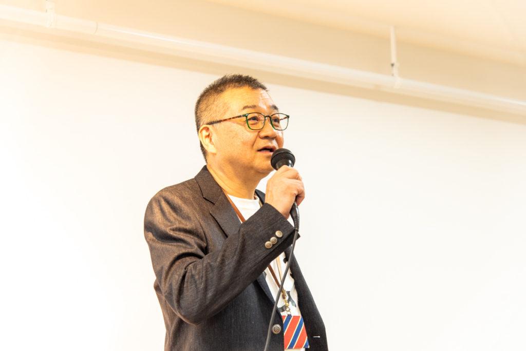 枚方パートナーシップス株式会社岡部社長