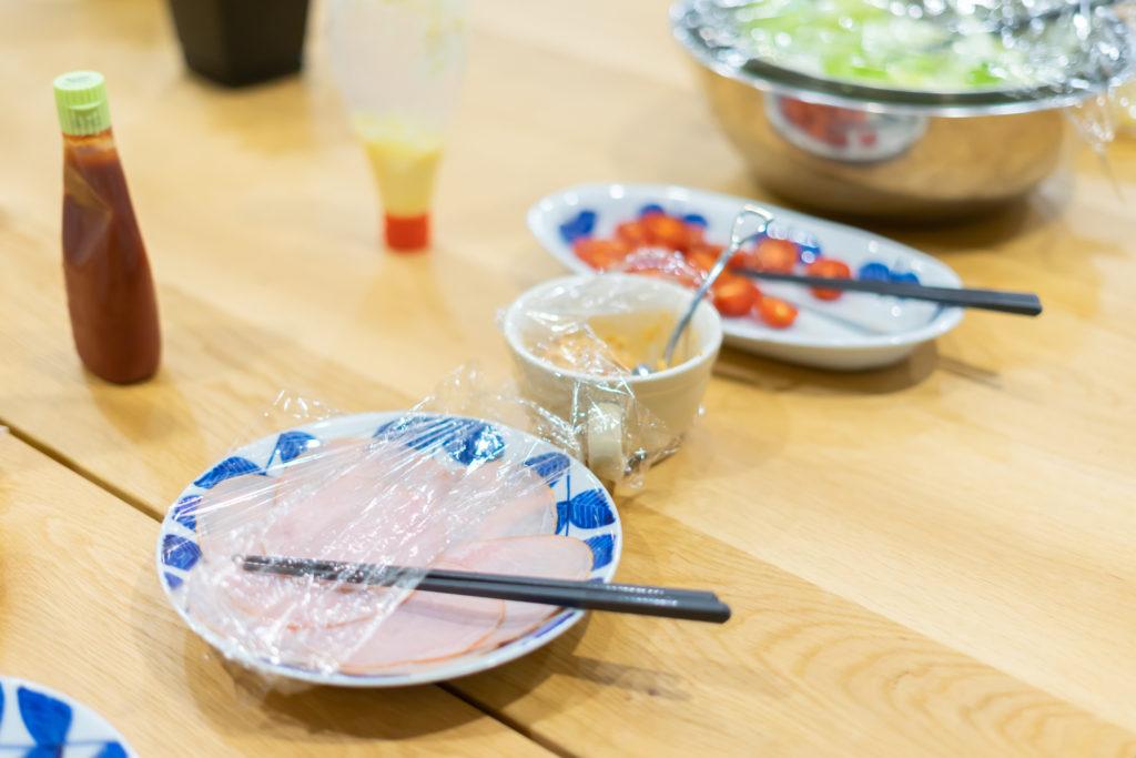 ビィーゴでお昼ご飯を食べるイベントを開催