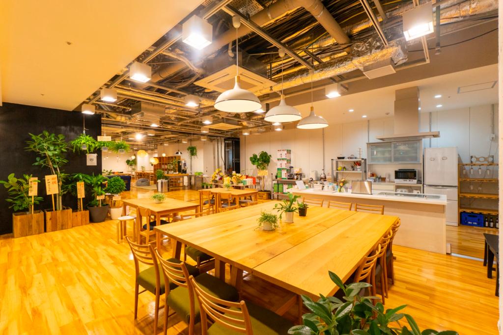 大阪府枚方市ビィーゴのキッチンスペース