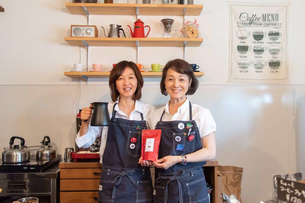 KAORU COFFEE ROASTERYさん