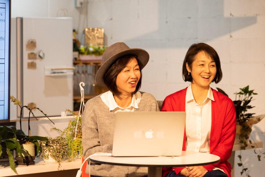 「KAORU COFFEE ROASTERY」KAORUさん&IKUKOさん